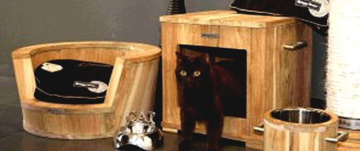 holz kollektion kaufen im katze hund maus shop katze. Black Bedroom Furniture Sets. Home Design Ideas